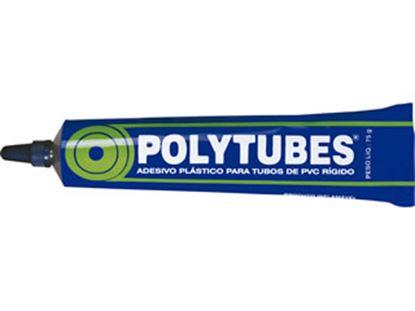 Imagem de ADESIVO PVC POLYTUBES 75G