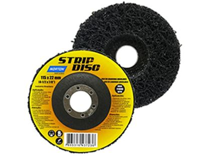 Imagem de DISCO STRIP DISC 115 X 22,2MM BEAR-TEX