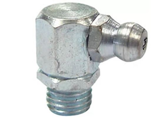 Imagem de GRAXEIRA CURVA 1/8 GAS 90° BSP