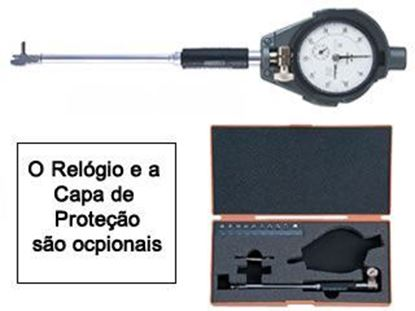 Imagem de COMPARADOR DIAM. INT. 10 A 18,5MM/0,01MM S/ RELOGIO E CAPA - 511-201